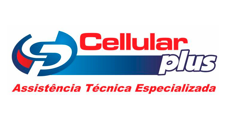 Logo Celular Plus