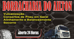 Logo Borracharia do Ailton