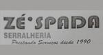Logo Zé Spada Serralheria
