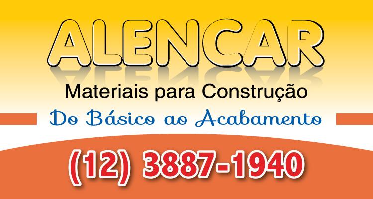 Logo Alencar - Materiais para Construção