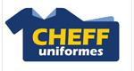 Logo Cheff Uniformes