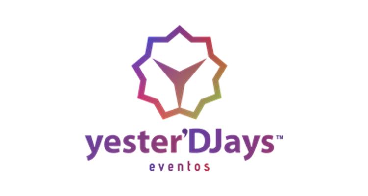 Logo YesterDJays Eventos
