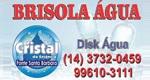 Logo Brisola Água