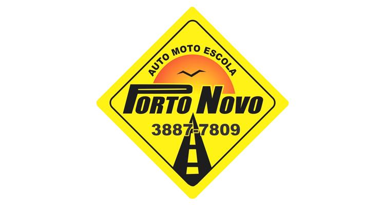 Logo Auto Moto Escola - Porto Novo
