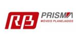 Logo Prisma RB Móveis Planejados