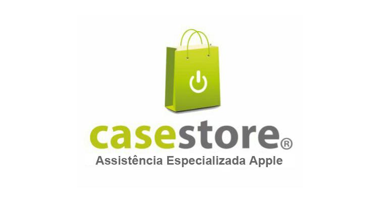 Logo CaseStore - Assistência Especializada Apple (Galeria Trianon)