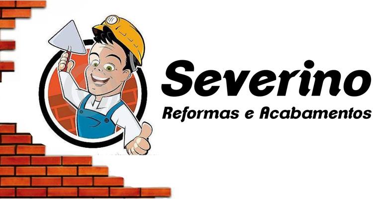 Logo Severino - Pedreiro do Básico ao Acabamento