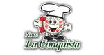 Logo Pizzaria Nova La Conquista