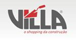 Logo Villa Shopping da Construção