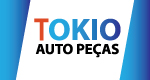 Logo Tokio Auto Peças