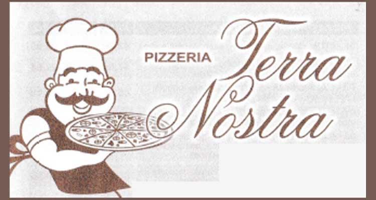 Logo Pizzaria Terra Nostra