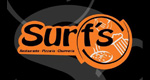 Logo Surfs Restaurante Pizzaria Chopperia