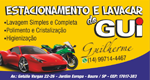 Logo Estacionamento & Lavacar e LavaMotos do Gui