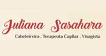 Logo Juliana Sasahara Cabeleireira Terapeuta Capilar Visagista