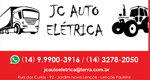 Logo JC Auto Elétrica