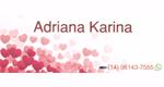 Logo Adriana Karina Lingerie Delivery