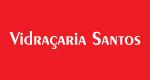 Logo Vidraçaria Santos