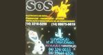 Logo S.O.S Instalações Elétricas & J.E Climatização