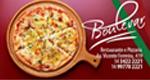 Logo Boulevar Pizzaria