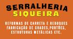 Logo Serralheria Siqueira