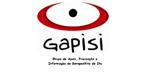 Logo GAPISI - GRUPO DE APOIO, PREVENCAO E INFORMACAO AO SOROPOSITIVO DE ITU