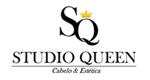 Logo Studio Queen Cabelo e Estética
