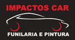 Logo Impactos Car Funilaria e Pintura