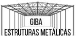 Logo Giba Estruturas Metálicas