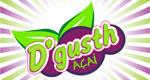Logo D'gusth Açaí