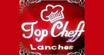 Logo Top Cheff Lanches Gourmet Delivery