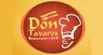 Logo Don Tavares Restaurante e Grill