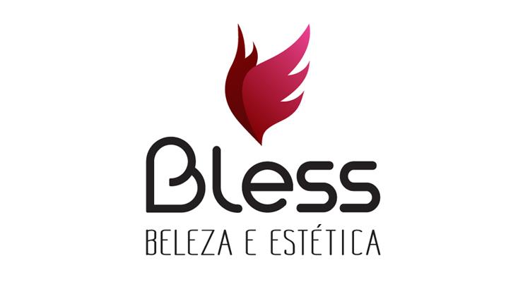 Logo Bless Beleza e Estética