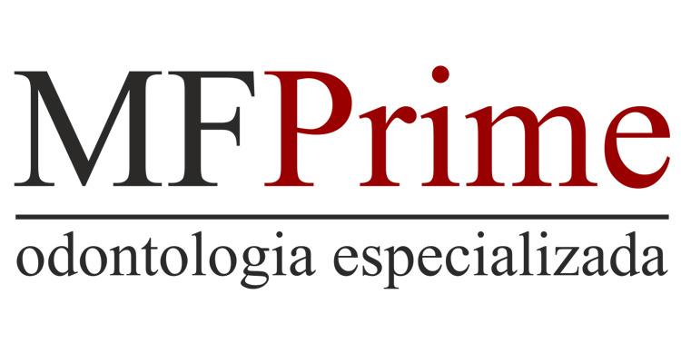 Logo MF Prime Odontologia Especializada