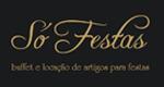 Logo Buffet Só Festas