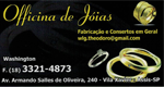 Logo Officina de Jóias