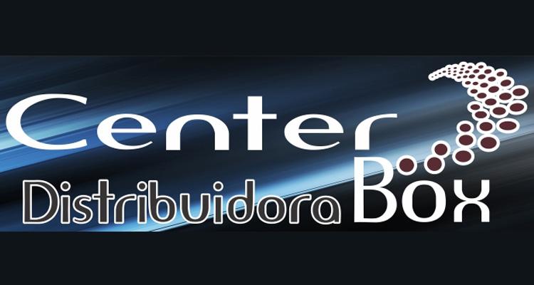 Logo Center Box Distribuidora