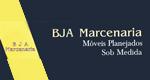 Logo BJA Marcenaria