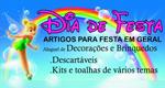 Logo Dia de Festa Artigos Para Festa em Geral