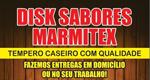 Logo Disk Sabores Marmitex