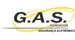 Logo G.A.S. Serviços Segurança Eletrônica