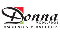 Logo Donna Modulados - Ambientes Planejados