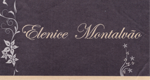 Logo Cerimonialista Elenice Montalvão