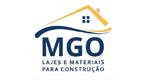 Logo MGO Lajes e Materiais para Construção