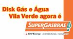 Logo Disk Gás e Água Vila Verde