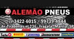 Logo Alemão Pneus