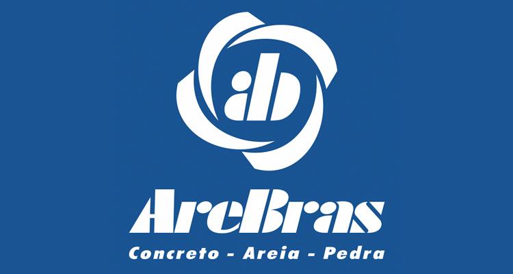 Logo   Arebrás Areia e Pedregulho