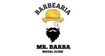 Logo Barbearia Mr. Barba Social Clube