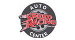 Logo Speed Racing Auto Center