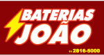 Logo Baterias João