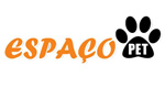 Logo Espaço Pet Rações, Pet Shop e Banho e Tosa